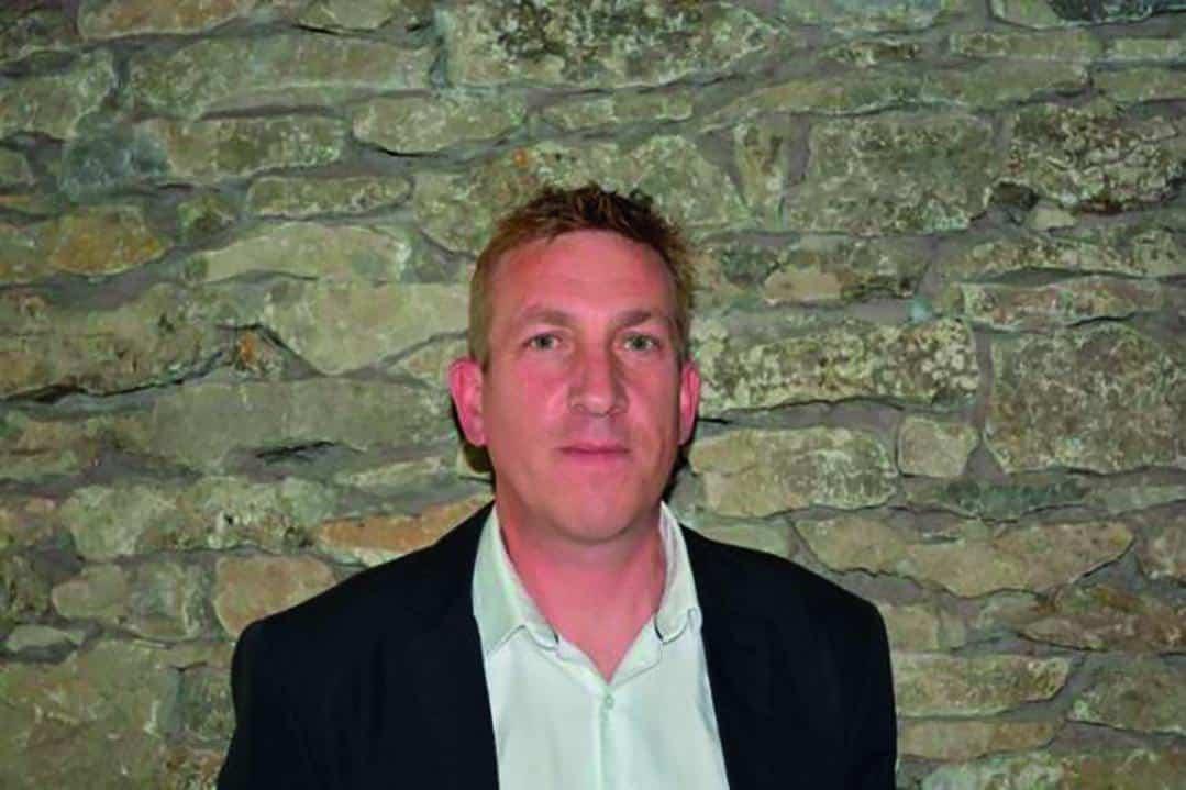 Dan Visser, director, Langdale Hotel, Lake District