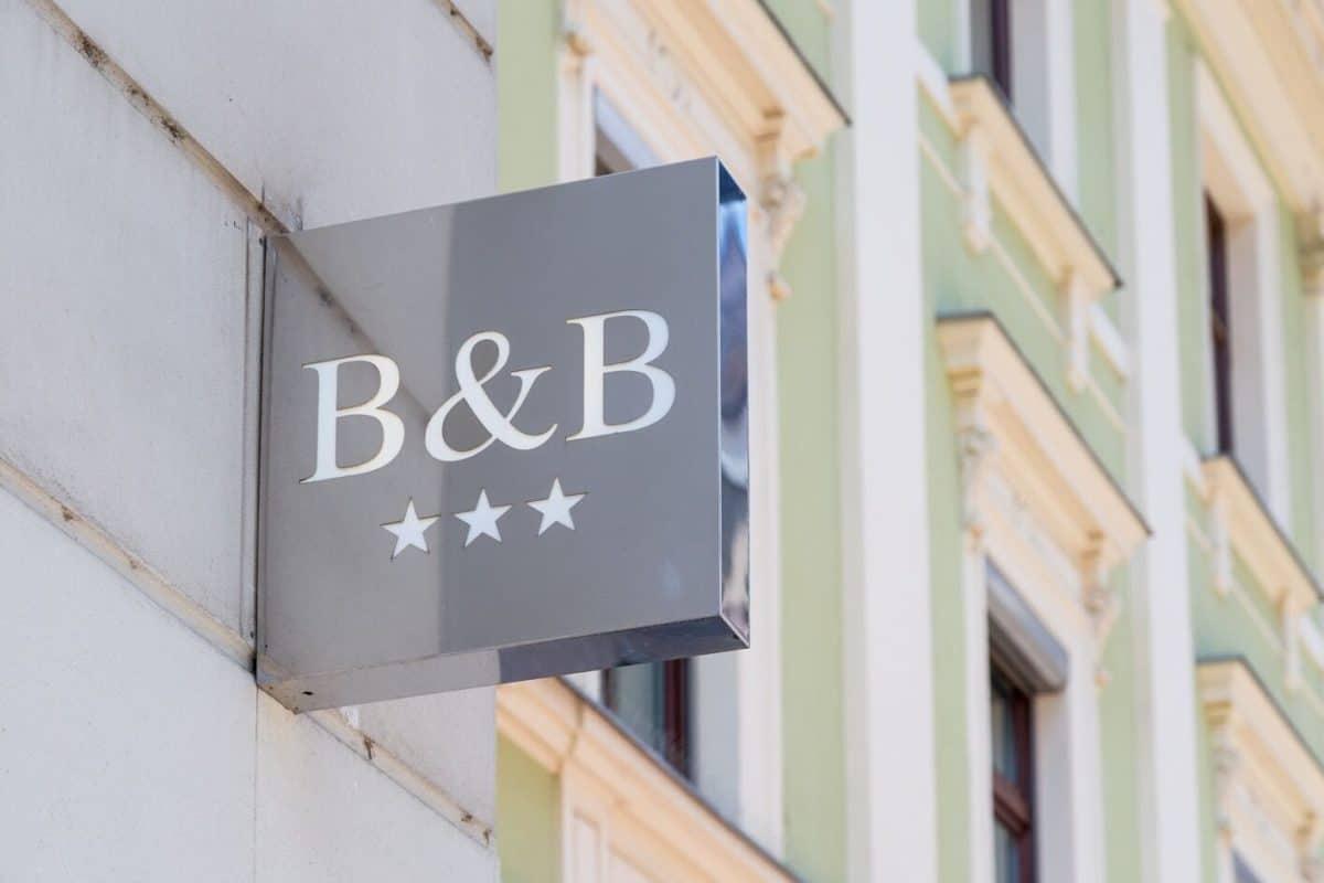 B&B selling