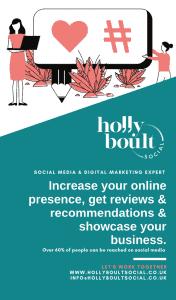 Holly Boult Social Media Marketing