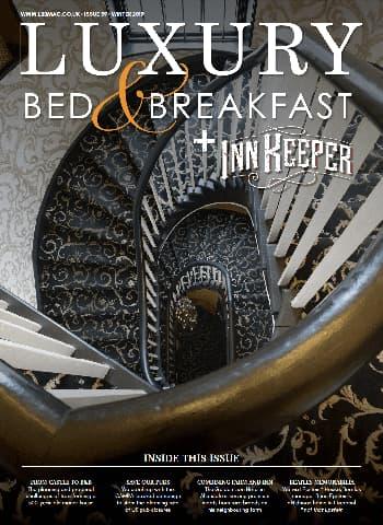 Luxury Bed & Breakfast +InnKeeper Magazine: Winter 2019